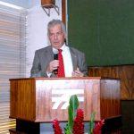 O Deputado Paulo Feijó disse que é preciso lutar para fortalecer a representação política dos ferroviários