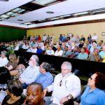 O evento reafirmou a necessidade de união dos ferroviários de todo o país