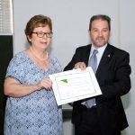 Senador Eduardo Lopes recebe comenda Paulo de Frontin, concedida pela Associação de Engenheiros Ferroviários (AENFER)