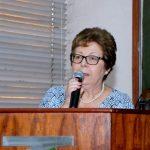 Isabel Cristina Junqueira, presidente da Aenfer, disse que é preciso manter a perseverança para dar continuidade às outras lutas da classe